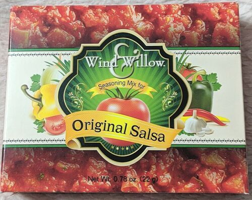 Wind And Willow Seasoning Mix For Their Original Salsa