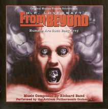 From Beyond - Soundtrack/Score CD ( LIKE NEW ) - $36.80