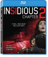 Insidious: Chapter 2 [Blu-ray]  - $2.95