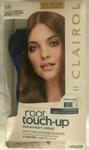 Clairol Permanent Root Touch-Up Hair Dye 5R Medium Auburn 100% Gray Coverage - $9.99