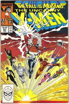 The Uncanny X-Men Comic Book #227 Marvel Comics 1988 FINE - $2.99