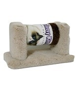 Classy Kitty Roller Cat Toy, Beige, Carpeted, New item 49995  14L x 5.5W... - $15.28