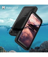 Samsung Galaxy S9 Waterproof Case Full Body Protective Built In Screen P... - $24.99