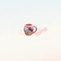 Vandor 18062 Hello Kitty 18 oz Oval Ceramicl Mug, Pink, White, and Red 1... - $17.55