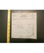 Alemite Lubricator Company 1928 Invoice Letterhead 1276 - $10.99