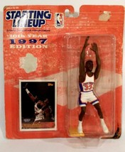 PATRICK EWING: Starting LineUp Sports Superstar Collectibles(10th yr Edi... - $9.89