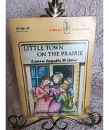 Little House: Little Town on the Prairie Little House 7 by Laura Ingalls... - $7.49