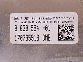 Bmw F30 F33 328i 428i N20 2.0 4cyl Turbo DME ECU Key Cas Ignition Module Set image 6