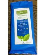 Medline Remedy Phytoplex Botanical Nutrition for Sensitive Skin 8 Cloths... - $29.47