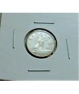 "1968 Canada Ten Cents 50% Silver Coin! Canadian ""Bluenose"" Schooner Dime - $3.61"