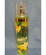 Bath and Body Works New Sparkling Limoncello Women Fine Fragrance Mist 8 oz - $12.95