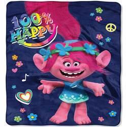 Jumbo Plush Trolls Poppy Throw