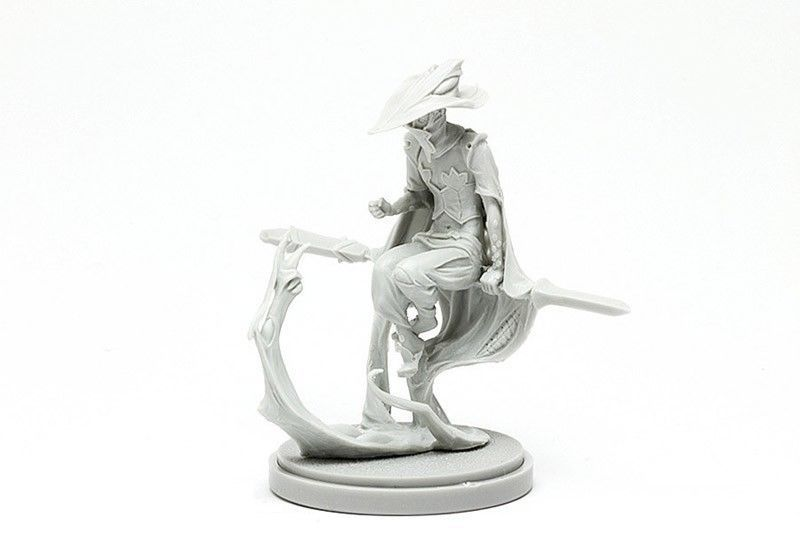 Disciple of the Witch - Four Resin Model kit Free Shipping