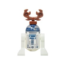 1 Pcs Star Wars Figure KF226 Reindeer R2D2 Fit Lego Building Block Minif... - $6.99