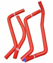 Yamaha Rhino 700 Radiator Hose Kit Pro Factory Hoses Red 2008-2012 - $79.95
