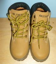 Skechers Boy's Boots Size US 3/UK 2 - $12.87