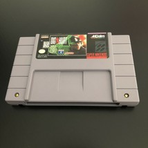 Frank Thomas Big Hurt Baseball (Super Nintendo Entertainment System, 1995) - $5.89
