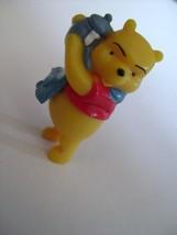 Disney Winnie the Pooh 2 (Zaini, Italy) mini figures: Minifiguren: Winnie (2) - $2.00