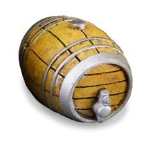 Dollhouse Wine, Rum, or Beer Barrel w Tap 1.858/5 MED. Reutter Miniature - $9.40