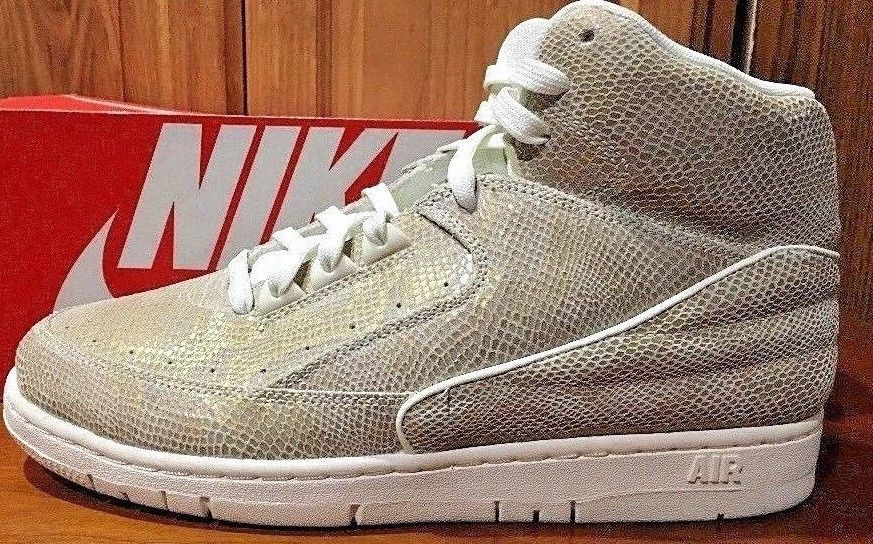 newest collection f7cb6 b3ede Nike Air Python Men S Sail Metallic Gold and 50 similar items