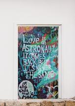 Lennon Love Wall Fabric Door Banner - $49.99+