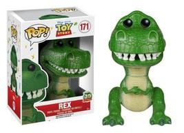 Rex Vinyl POP Action Figure Collectible Doll Decoration - £14.67 GBP