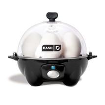 Dash Rapid Cooker 6 Egg Capacity Electric Cooker Hard Boiled Eggs Black ... - $24.99+