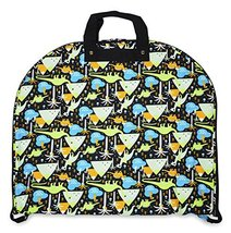 Dinosaur Print Boys Garment Bag Travel Luggage image 3