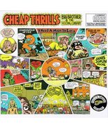 Cheap Thrills [Audio CD] Janis Joplin and Big Brother & the Holding Company - $8.90