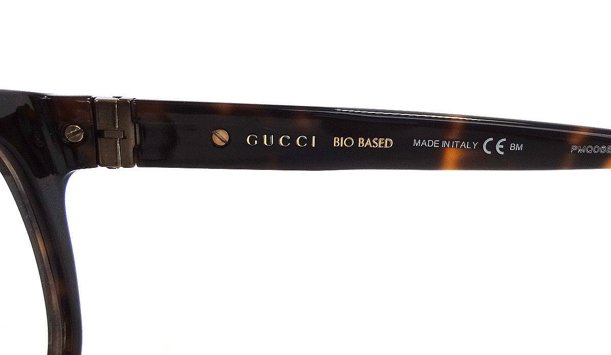 e5490753d8 GUCCI Men s Frame Glasses GG1052 Brown Havana 53-17-140 MADE IN ITALY -