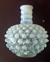 Fenton Made Wrisleys Cologne Bottle Hobnail French (Opalescent)  - $23.27