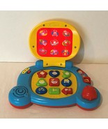 Vtech Baby Laptop My First Learning Computer PC Lights Educational Toddl... - $7.99