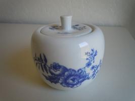 Royal Worcester Rhapsody Sugar Bowl and Lid - $9.49