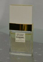 CHANEL Une Fleur de Chanel Eau Toilette Perfume Bottle 1.2 fl.oz/35 ml G... - $188.09