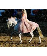 Andalusian Costume Class Horse Matted Art Print - 5 in x 7 in Design - 8... - $6.99