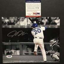 Autographed/Signed JOSH DONALDSON Toronto Blue Jays 8x10 Photo PSA/DNA C... - $84.99