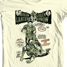 Green Lantern T-shirt Green Arrow vintage DC comics  Justice League GL303 image 2