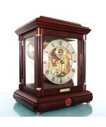 HERMLE Westminster 4 BELLS Mantel TOP! Clock German Translucent High Glo... - $2,695.00