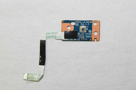 Toshiba Satellite L455D Power Button Board with Cable LS-4574P - $14.85
