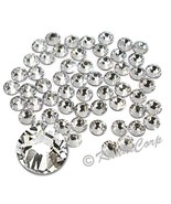 SS20 (5mm) Clear Crystal - Swarovski 2038 HotFix Rhinestones - 72 pcs. (... - $7.09