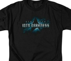 Star Trek t-shirt Into the Darkness logo Sci-Fi cotton graphic tee CBS1252 image 2