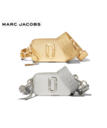 MARC JACOBS The Snapshot DTM Metallic M0015323 with Free Gift Free Shipping - $210.00
