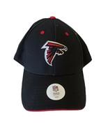 Atlanta Falcons NFL Kids Team Headwear Adjustable Team Logo Black Hat Ca... - $10.36