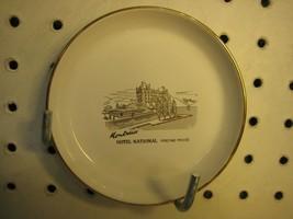 National Hotel Le National de Montreux Switzerland Souvenir Ashtray 50s ... - $22.28