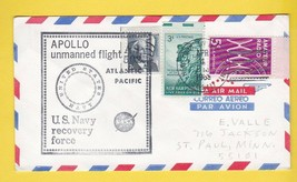 APOLLO 6 AS502 NAVY RECOVERY FORCE ATLANTIC/PACIFIC USS DUPONT APRIL 4 1968 - $2.68