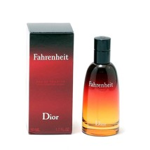 Fahrenheit Men By Christian Dior - Edt Spray 1.7 OZ - $73.21