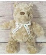 Winnie the Pooh Disney Baby Plush Classic Pooh Stuffed Teddy Bear Beanie... - $19.39