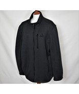 GERRY Coat Jacket XL Lined Zip Pockets Draw String Hem Zip Front Long Slv - $90.00