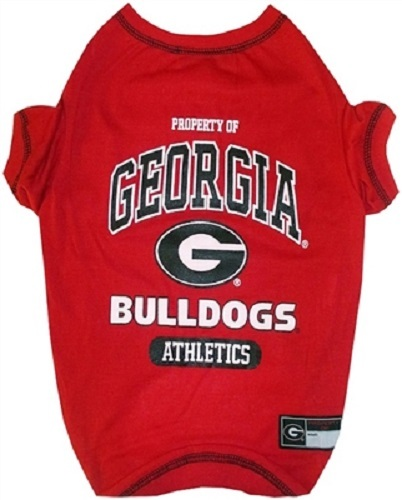 NCAA Dog Tee Shirt