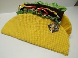 "Bootique Taco Dog Costume XX-Large 22-25"" XXL 2688347 New Halloween Cinc... - $19.99"